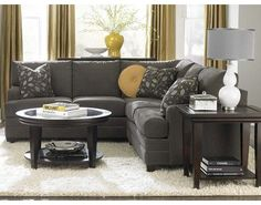 CU.2 L-Shaped Sectional by Bassett | Sylvan Furniture