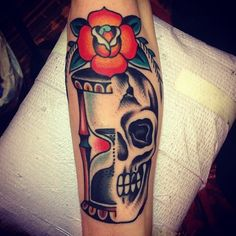 Nate Hudak, Flying Tiger Tattoo Cincinnati