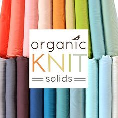 A new shipment of @birchfabrics Organic Knits have reached our doorstep. Stock…