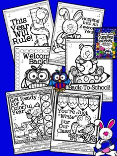 Back-To-School Supplies and Solutions ~ Color By The Code Math Puzzle Printables To Practice Number Recognition, Basic Addition and Basic Subtraction Skills~This Color By Number Unit Is Aligned To The CCSS. Each Page Has The Specific CCSS Listed.~This set includes 6 Back-To-School themed math puzzles to practice math skills. $
