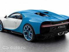 Купить новый Bugatti Chiron в Москве: 2017 года, цена 160 583 652 рублей — Авто.ру