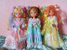 80s Girl Toys Dolls