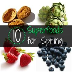 Top 10 Best Superfoods for Spring | Health.com