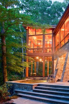 Forest House, Potomac, Maryland