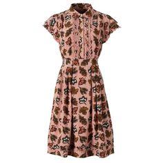 Orla Kiely dresses make my heart flutter.
