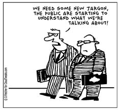 The Lighter Side Of The Cloud – New Jargon