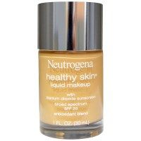 Neutrogena Naturals, Healthy Skin Liquid Makeup, Natural Beige 60, 1 fl oz (30 ml)