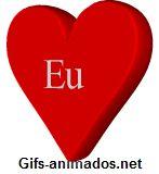 coração eu te amo gifs animados exclusivos original GifExclusivo090 animada criada no Xara3D 118