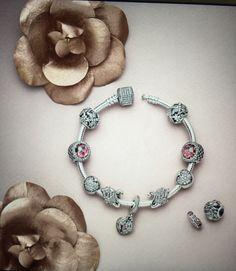 8430e29dd Pandora Bracelets, Pandora Jewelry, Medium Hair Styles, Fall 2015, In This  Moment