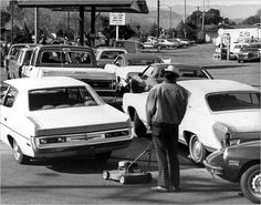 1974 gas line