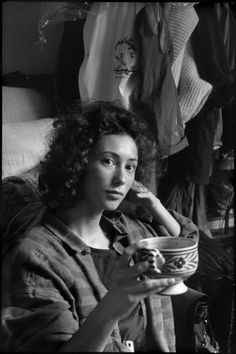 Catherine Erhardy. Photo by Henri Cartier-Bresson.