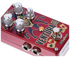 Digitech Ventura Vibe available @ www.thomann.de #guitar #gear #music #guitareffects #pedals