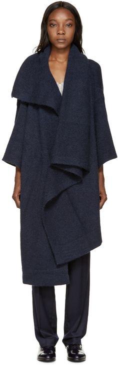 Stella McCartney Knit Blanket Sweater Coat - Cardigan - Barneys