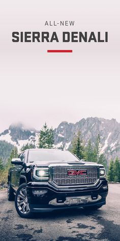 Some believe it's better to live to a higher standard. We couldn't agree more. Here's to living Like A Pro.   The 2018 Sierra Denali lelevates full-size pickup design, with signature Denali accents, distinctive lighting, sculpted front end, and bold lines.