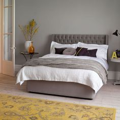 Design the bedroom of your dreams with these inspirational new ideas