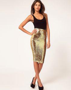 pencil-skirt-in-sequin