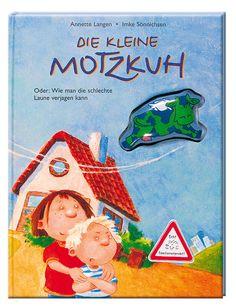 """""""Die kleine Motzkuh"""" online bestellen - JAKO-O Toddler Books, Books To Buy, Book Worms, Illustrators, Literacy, Little Girls, Kindergarten, Religion, Childhood"""