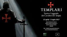 """Galleria Medievale: """"Storia e leggenda dei Cavalieri del Tempio"""" mostra a Milano"""