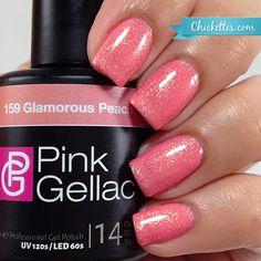 Pink Gellac Glamorous Peach
