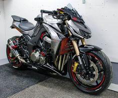 Kawasaki Z1000 - www.facebook.com/GarvsMeanMachine