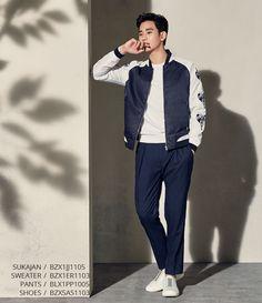 Asian Actors, Korean Actors, Kim Soo Hyun Abs, Boy Fashion, Korean Fashion, Fashion Ideas, My Love From The Star, Poster Boys, Hallyu Star