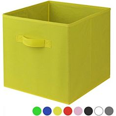Hartleys Fabric Storage Box for 6, 8 & 9 Cube Unit