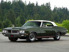 Buick GS Convertible http://www.musclecardefinition.com/