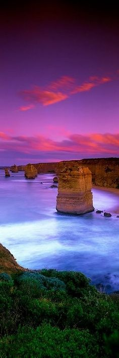 The Twelve Apostles, Port Campbell National Park, The Great Ocean Road, Victoria, Australia