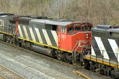 Canadian National SD50F