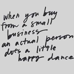 #Haha #true... maybe I will film my #happydance one day #smallbusiness #goforit #etsy #etsyfinds #etsyshop #etsyseller