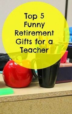 89 best Best Funny Retirement Gifts for a Teacher images on ...