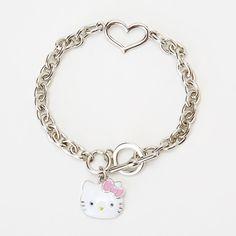Hello Kitty Bracelet Epoxy SANRIO JAPAN