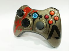 Manette xbox 360 Team i love my console | Mes creation Xbox 360 ...