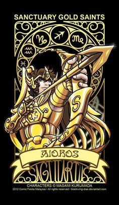 Sagitarrius Aiolos