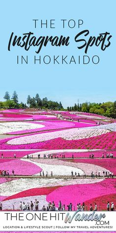 The Top Instagram Spots in Hokkaido | The most instagrammable places in Hokkaido, Hokkaido, travel, nstagram, Japan, 北海道, 日本, instagrammable spots, instagrammable places, travel Japan, The One Hit Wander, Travel Blog