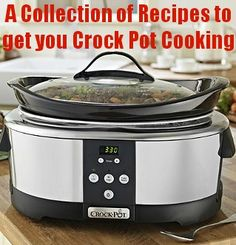 Crock Pot recipes for beginners via www.lifeatthezoo.com