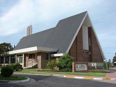Sanatorio Adventista del Plata - Iglesia del Parque - Puiggari