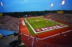 Tucker Stadium - Tennessee Tech University