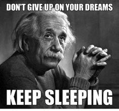 Keep Sleeping