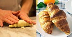 Νηστίσιμα κρουασάν: Αφράτα και ελαφριά για να τα φάτε με μαρμελάδα ή και μέλι Bread, Food, Brot, Essen, Baking, Meals, Breads, Buns, Yemek