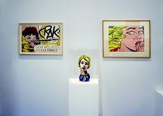 Roy Lichtenstein al Centre Pompidou di Parigi 2013- @ AnnaFanchin for #kyossmagazine