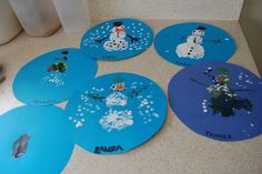 "Sunlit Pages: ""Snowmen at Work"" extension activities"