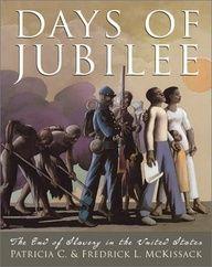 Days Of Jubilee by Patricia C. Mckissack, http://www.amazon.com/dp/059010764X/ref=cm_sw_r_pi_dp_liEAqb00KJMVD