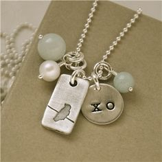 I love how each of her necklaces are imbued with meaning...life is so much simpler from up here, sitting on a wire.