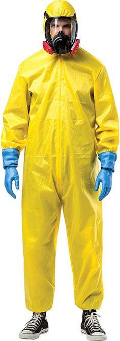 Choose Your Costume Breaking Bad Costumes Walter White Hazmat Los Pollos