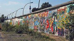 Berlin Wall   East Germany   Alexei Sayle   Freudian   Michael Shmith