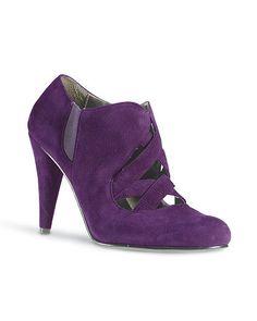 Perfectly Purple.