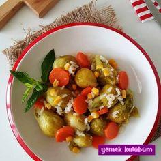 Nefis Zeytinyağlı Kabak Hafif, Sağlıklı Ve Kolay Yaz Yemeği Tarif Dergisi Yemek Tarifleri