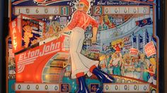 Youth Gone Wild: The History and Art of Pinball$7. Through September 18. Tues.- Thurs. & Sat., 10...