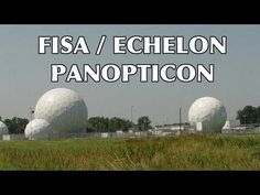While the public was preparing to ring in the New Year, the US Senate was busy passing the FISA Amendments Act extension to continue the US warrantless spying program in the name of the war on terror. As critics like MI5 whistleblower Annie Machon point out, however, the Anglophone world has already had these powers for decades under the Echelon...